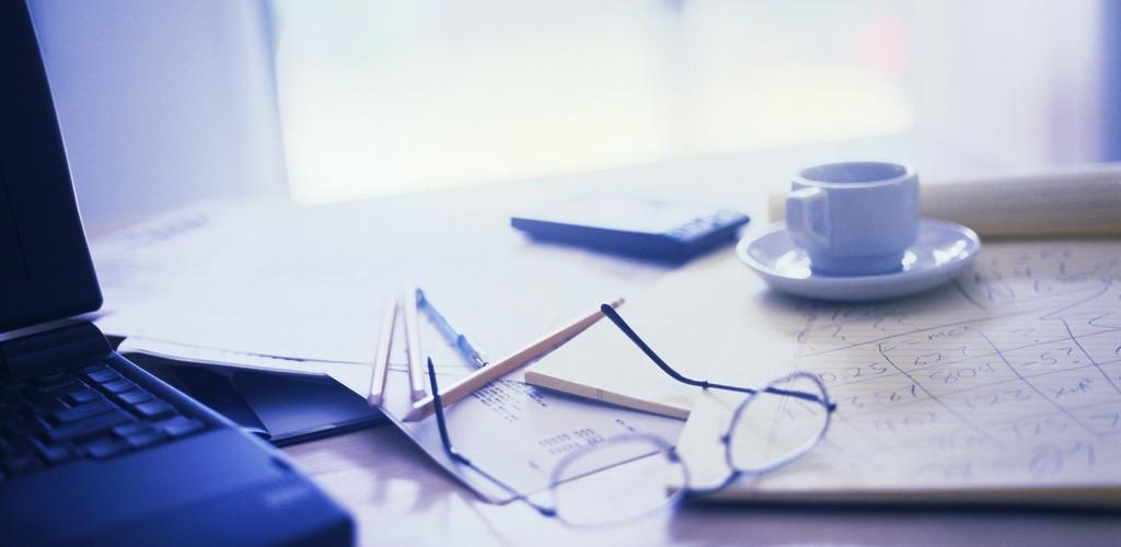 Office Desk Top